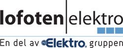 Lofoten elektro logo