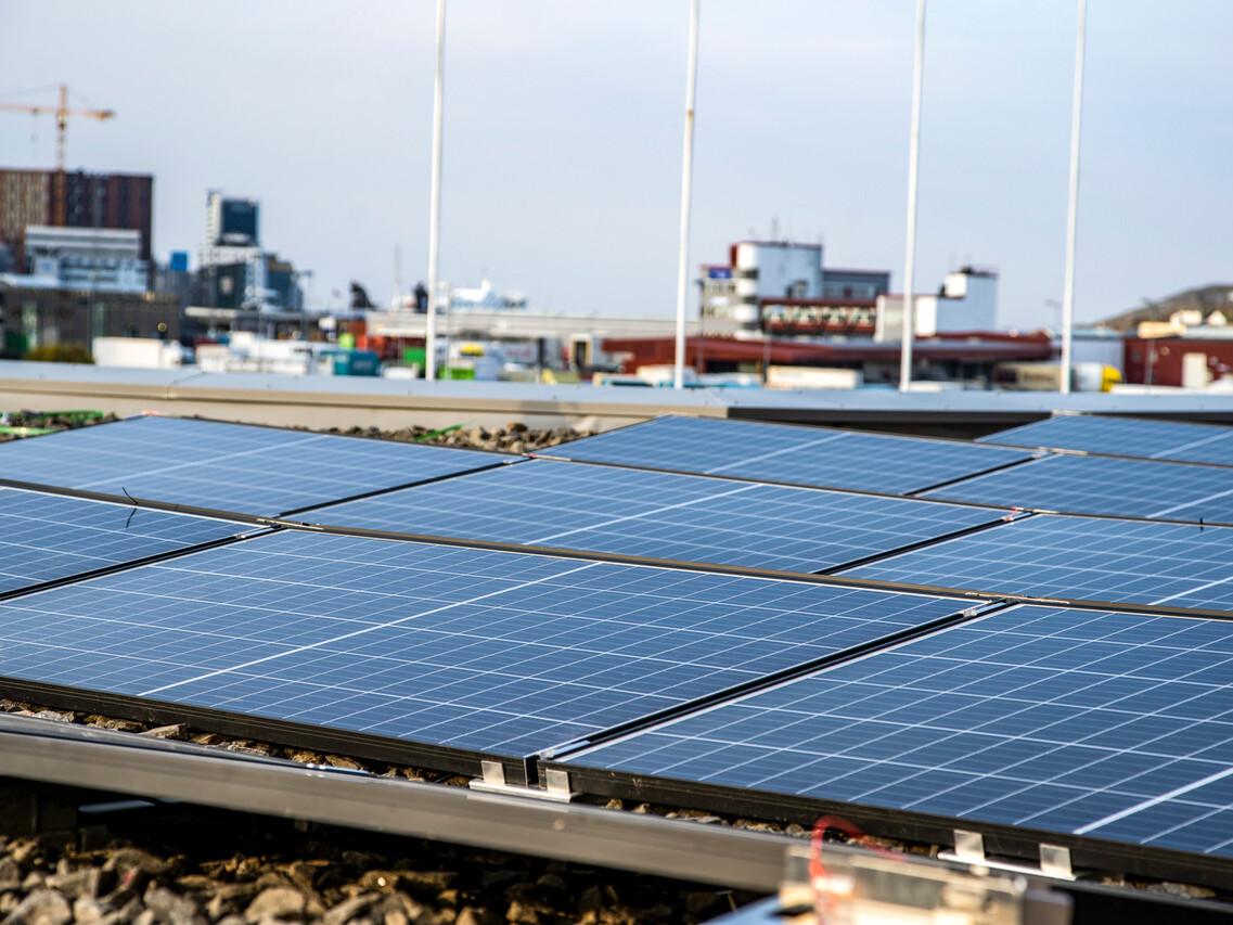 Nordlands støste solcelleanlegg!